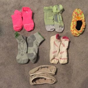 Accessories - Athletic Sock Bundle